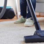آموزش تمیز کردن جاروبرقی